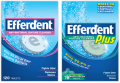 Save $0.75 on any Efferdent® denture cleaning product