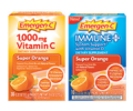 Save $1.00 on ANY ONE (1) Emergen-C® (8ct or larger)