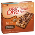 Save 50¢ off ONE BOX any flavor Fiber One™ Protein Nut Bars