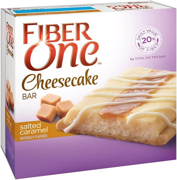 Save 75¢ when you buy ONE (1) BOX Fiber One™ Cheesecake Bars - Weekly Offer