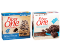 Save 50¢ off TWO (2) BOXES any flavor Fiber One™ Chewy Bars, Fiber One™ 90 Calorie Products (Bars or Brownies), Fiber One™ Protein Chewy Bars, Fiber One™ Streusel Bars, Fiber One™ Cheesecake Bars, Fiber One™ Cookies, Fiber One™ Layered Chewy Bars OR Fiber One™ Protein Nut Bars