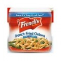 Save 30¢ OFF any French's® Crispy Fried Onions or French's Crispy Jalapeños