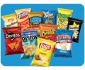 Save 5% when you buy any Frito-Lay® Products.
