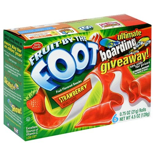 Save 60¢ on TWO (2) BOXES Fruit by the Foot®, Fruit Gushers®, Fruit Roll-Ups®, Ocean Spray®, Mott's®, Sunkist® OR Fiber One™ — Weekly Offer