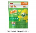$2.00 OFF ONE Gain® Flings 23-35 ct (excludes trial/travel size)
