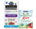 $3.00 OFF any ONE (1) Garden of Life Dr. Formulated Organic Kids+ or RAW Probiotics Kids