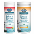 Save $3.00 off ONE (1) Garden of Life Dr. Formulated Relax & Restore