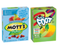 Save 50¢ when you buy TWO (2) BOXES any flavor/variety Betty Crocker™ Fruit Shapes, Fruit by the Foot™, Fruit Gushers™ or Fruit Roll-Ups™ Fruit Flavored Snacks, Mott's® Fruit Flavored Snacks OR Sunkist® Fruit Flavored Snacks