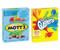 Save 50¢ off TWO (2) BOXES any flavor/variety Betty Crocker™ Fruit Shapes, Fruit by the Foot™, Fruit Gushers™ or Fruit Roll-Ups™ Fruit Flavored Snacks, Mott's® Fruit Flavored Snacks OR Sunkist® Fruit Flavored Snacks