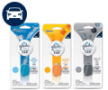 Save $1.00 when you buy any TWO (2) Glade® PlugIns® Car Refills.