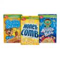 Save $1.00 off TWO (2) variety Post® cereals listed: Honeycomb®, Alpha-Bits®, Golden Crisp®