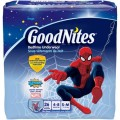 Save $2.00 off ONE (1) package of GoodNites® Bedtime Pants