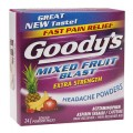 Save $1.00 on Goody's® liquid shot or powder (16 ct. or larger)