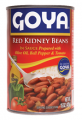Save 40¢ on any one (1) GOYA® Red Label Beans