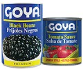 Save 60¢ off any TWO (2) GOYA® Blue Label Beans (15.5 oz. or larger) AND ONE (1) GOYA® Tomato Sauce. (Must be part of ONE single purchase.)