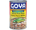 Save 60¢ off any TWO (2) GOYA® Refried Beans.