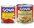 Save 40¢ off any ONE (1) GOYA® Chipotle or Jalapeño Peppers, 7 oz. or larger.