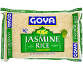 Save 75¢ off ONE (1) GOYA® Jasmine Rice, 2 lb. bag or larger.