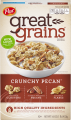 Save $0.75 when you buy ONE (1) Post® Great Grains® cereal (any flavor)