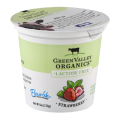 Save $1.00 off TWO (2) Green Valley Organics Lactose Free 6 oz. Yogurt Cups
