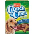 Save $1.00 off a Hartz® Crunch 'n Clean® dog treats