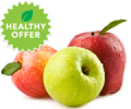 Save 20% on any single purchase of loose Apples at participating...