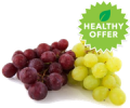 Save 20% on any single purchase of Grapes