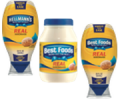 Save $1.00 off ONE (1) Hellmann's® or Best Foods® Mayonnaise. Any variety.