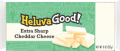 Walmart only: Save $1.25 on 2 Heluva Good!® Cheese, 8 oz. block...