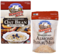 Save 55¢ off ONE (1) Hodgson Mill® Product including pancakes, oats, flax see, cornbread, corn starch, xantham gum, yeast, pasta, quinoa