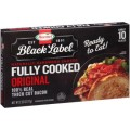 Save $0.75 on ONE (1) HORMEL® BLACK LABEL® Bacon product