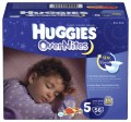 Save $1.50 off ONE (1) package of HUGGIES® Overnites Diapers