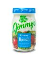 Save $0.50 on any one 16 oz. Dip or 15 oz. jar of Jimmy's Salad Dressings or Dips