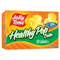 Save $0.70 on any ONE (1) box of JOLLY TIME® Healthy Pop® Pop Corn (exclusions apply)