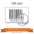 Save $0.25 on any JUST® Water 500mL Single Bottle