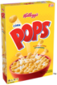 Save $0.50 on any ONE Kellogg's® Corn Pops® Cereal (9 oz. or Larger)