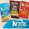 Save $1.00 on any TWO (2) Kettle Brand® Products (4oz or larger) found on healthesavers.com