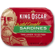 Save $1.00 off any 3 cans of King Oscar® 3.75oz Brisling Sardines