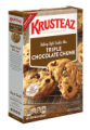 Save $0.50 on any ONE Krusteaz Cookie mix