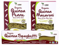 Save $1.00 on any ONE (1) Living Now® Organic Quinoa Pasta