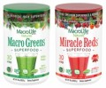 Save $3.00 on any ONE (1) MacroLife Naturals 10 oz. Macro Greens or Miracle Reds