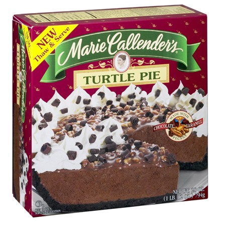 SAVE $0.55 on any ONE (1) Marie Callender's Frozen Dessert Pie (26 oz. or larger)