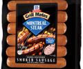 Save 75¢ on any ONE (1) Flavor of McCormick® Grill Mates® Premium Smoked Sausages 14 oz. Links & Loops