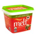 Save $1.00 on any variety of Melt Organic product