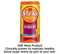 Save $3.00 on one Metamucil META product