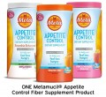 Save $1.00 on one Metamucil Appetite Control Fiber Supplement product