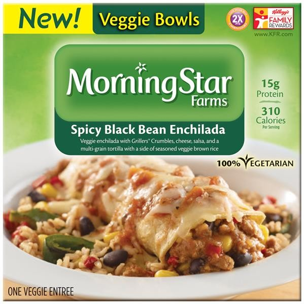 SAVE $1.00 on any ONE MorningStar Farms® Veggie Bowl