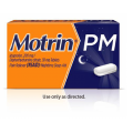 Save $1.00 on any (1) MOTRIN® PM product (excludes trial sizes)