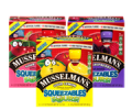 Save 75¢ when you buy ONE (1) Musselman's® Squeezables Sours Apple Sauce.