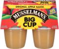 Save $1.00 off TWO (2) Musselman's® BIG CUP apple sauce (any...
